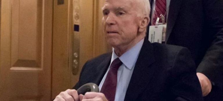 John McCain is a Dying Hero — Trump Supporters Want him in Prison — By: Brian Krassenstein